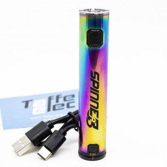 Batterie Spinner 3 - Vision rainbow