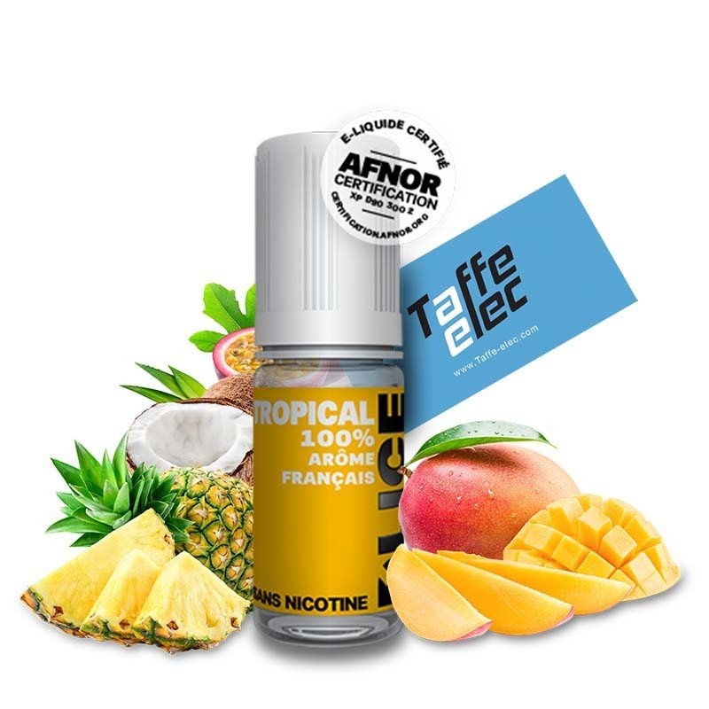 E liquide Tropical - Dlice