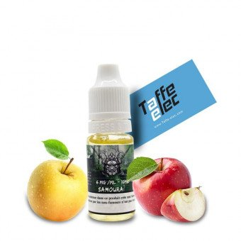 E-liquide Samouraï - The Fabulous 10ml
