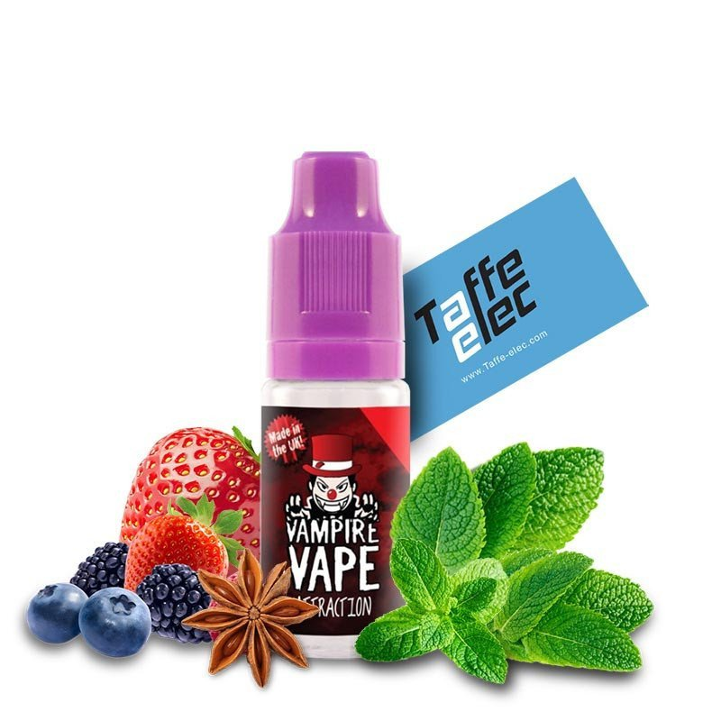 E-liquide Attraction - Vampire Vape