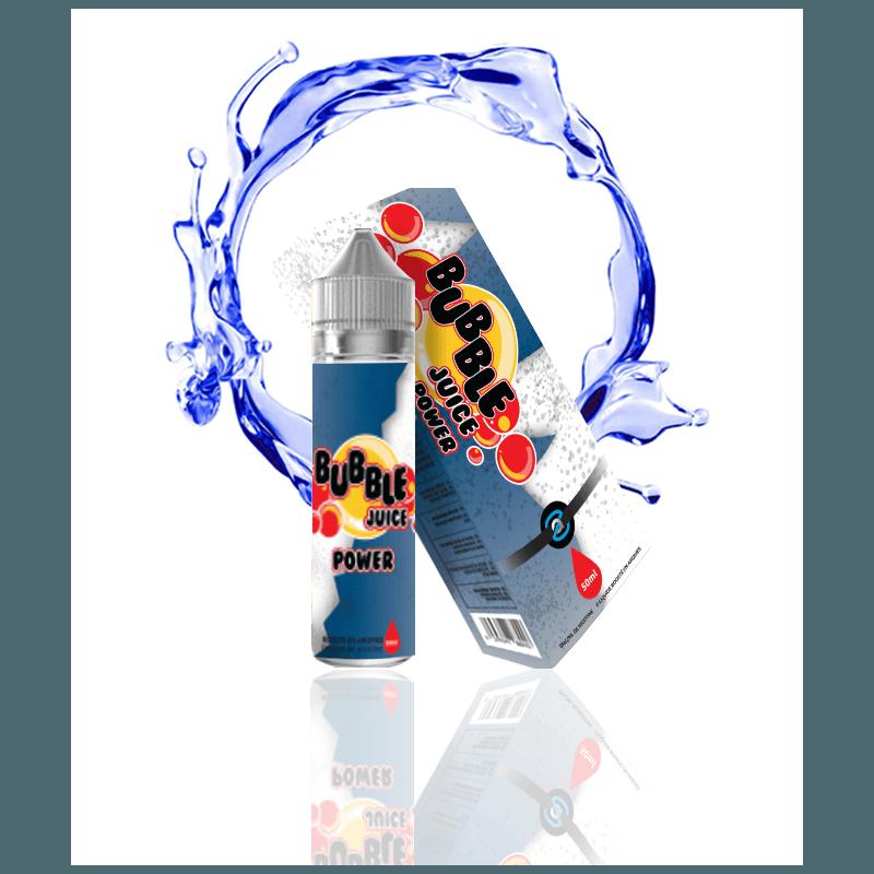 E-liquide Bubble Juice Power 50ml - Aromazon