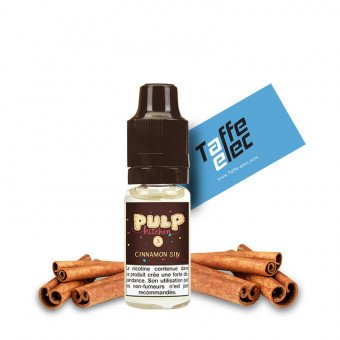 E-liquide Cinnamon Sin - PULP KITCHEN