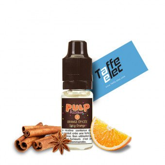 E-liquide Orange épicée - PULP KITCHEN
