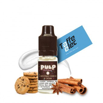 E-liquide Christmas Cookie and Cream - PULP KITCHEN