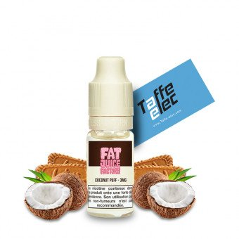 E liquide Coconut Puff - FAT JUICE FACTORY by PULP