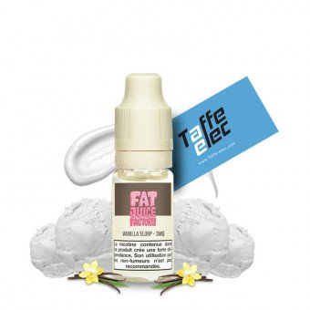 E liquide Vanilla Slurp - FAT JUICE FACTORY by PULP