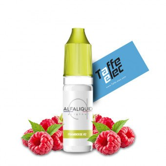 E-liquide Framboise 2 - Alfaliquid