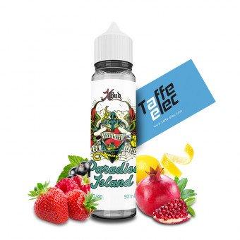 E-liquide Paradise Island 50ml - XBUD