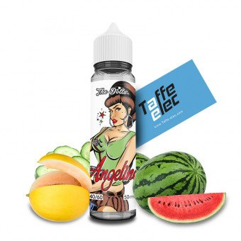 E-liquide Angelina 50ml - Xbud The Dolls