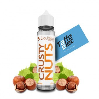E-liquide Crusty Nuts 50ml - Liquideo