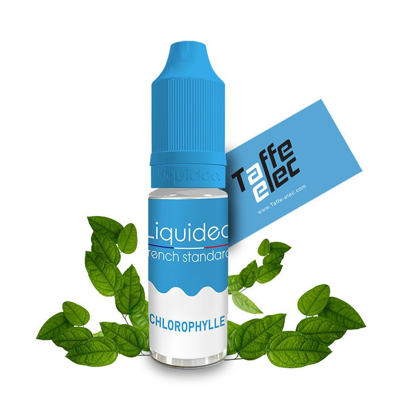 E liquide Chlorophylle - French Standard