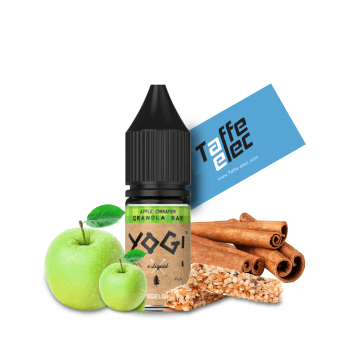 E-liquide Apple Cinnamon granola bar - Yogi
