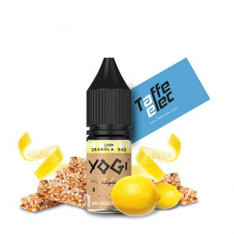 E-liquide Lemon Granola bar - Yogi