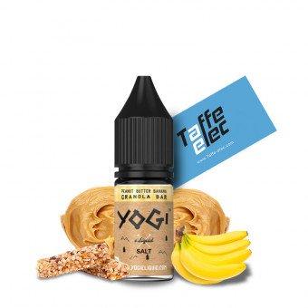 E-liquide Peanut Butter Banana Granola bar - Yogi