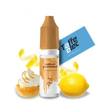 E liquide Lemon & Pie Instinct Gourmand - Alfaliquid
