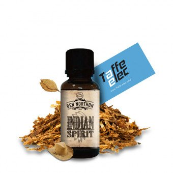 E liquide Indian Spirit - Ben Northon