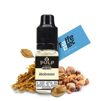 E liquide Alabama Nic Salt - Pulp NS