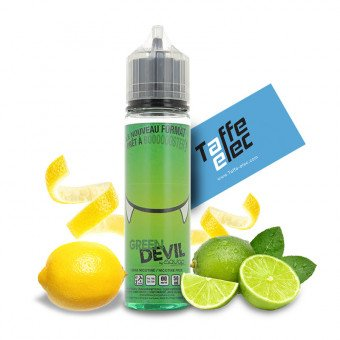 E liquide Green Devil 50ml - Avap