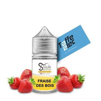 Arôme Fraise des bois 30 ml - Solubarôme