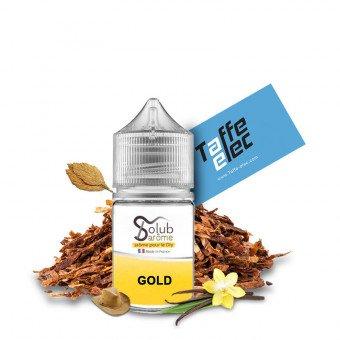 Arôme Gold 30 ml - Solubarôme