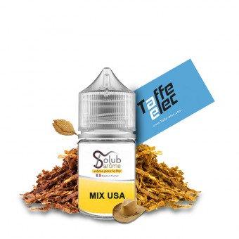 Arôme Mix USA en 30 ml - Solubarôme