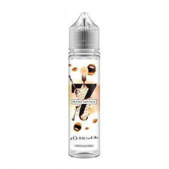 E-liquide Gourmandise 50ml - Les 7 Péchés Capitaux