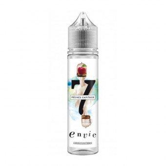 E-liquide Envie 50ml - Les 7 Péchés Capitaux