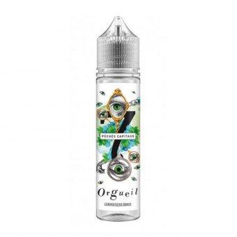 E-liquide Orgueil 50ml - Les 7 Péchés Capitaux