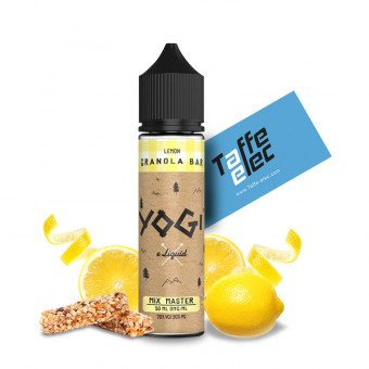 E-liquide Lemon granola Bar 50 ml - Yogi