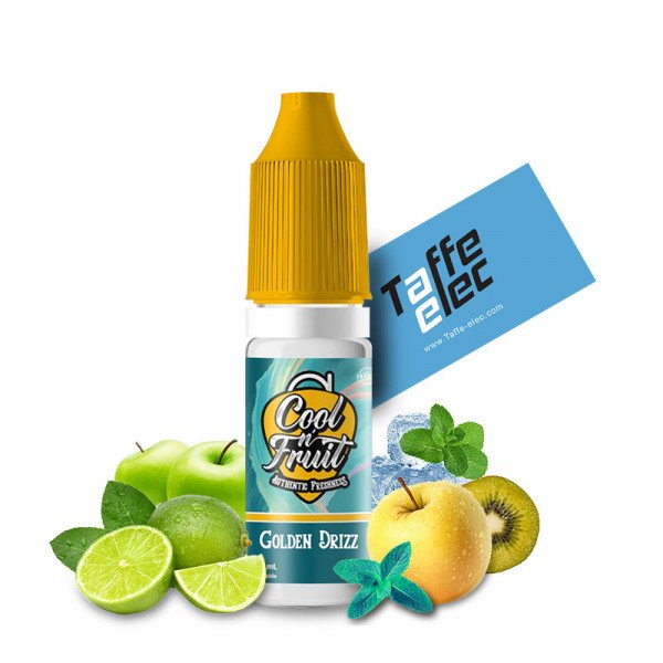 E-liquide Golden Drizz - Cool N'Fruit Alfaliquid
