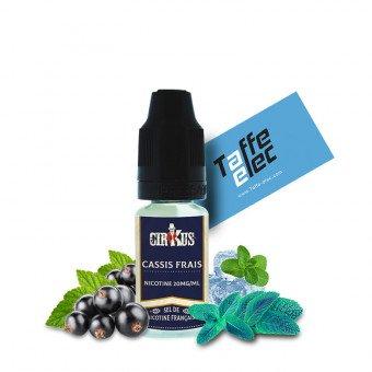 E-liquide Cassis Frais - Sels de nicotine CirKus