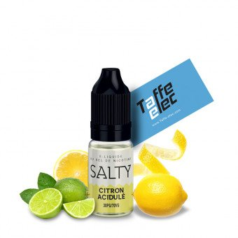 E liquide Citron Acidulé - Salty