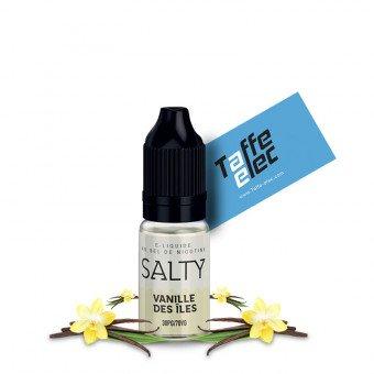 E liquide Vanille des Îles - Salty