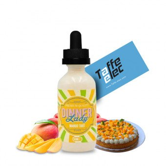 E liquide Mango Tart Desserts 50 ml - Dinner Lady