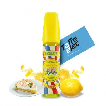 E liquide Lemon Tart Originals 50 ml - Dinner Lady