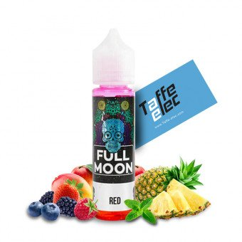 E liquide Red 50 ml - Full Moon