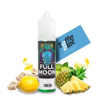 E liquide Green 50 ml - Full Moon