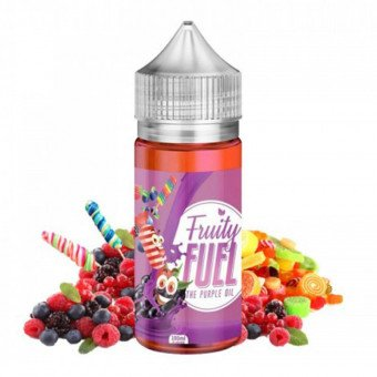 E-liquide The Purple Oil 100 ml - Fruity Fuel