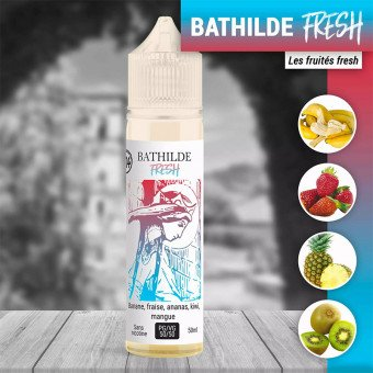 E liquide Bathilde Fresh 50 ml - 814