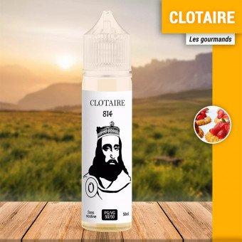 E liquide Clotaire 50 ml - 814