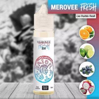 E liquide Mérovée Fresh 50 ml - 814