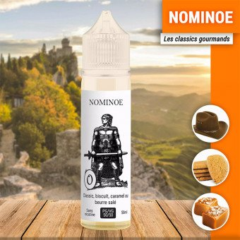 E liquide Nominoë 50 ml - 814