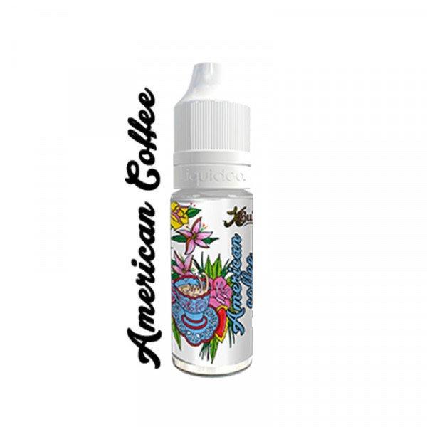 E-liquide American Coffee - Liquideo - Xbud