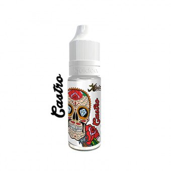 E-liquide Castro - Liquideo - Xbud