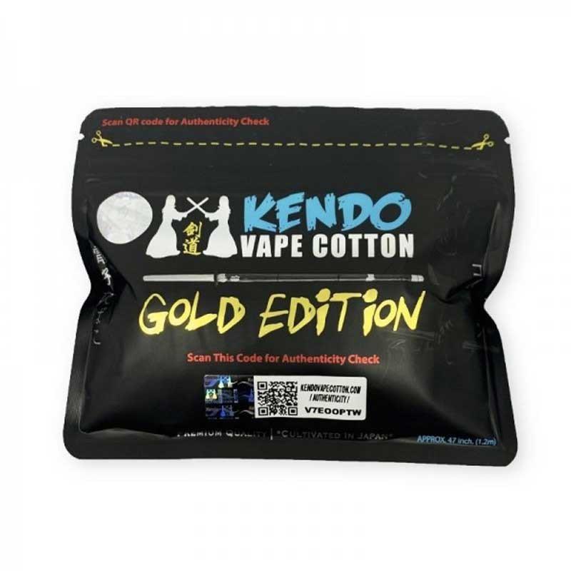 Coton Gold edition 1m - Kendo Vape