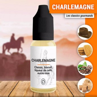 E-liquide Charlemagne - 814