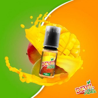 E-liquide Double Mangue - Devil Squiz - Avap