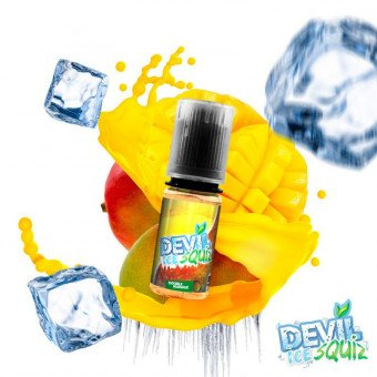 E-liquide Double mangue Ice - Devil Squiz - Avap