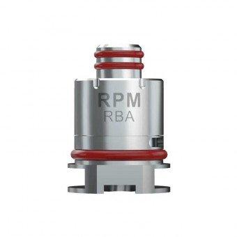 Résistance RPM RBA pour RPM40 (x5) - Geek Vape