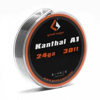 Fil résistif Kanthal A1 10 mètres (30ft) - Geek Vape